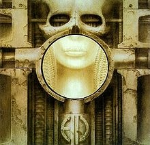 La copertina di Brain salad surgery, 1973
