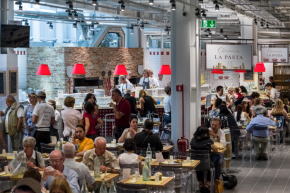 Eataly ©Zeno Colantoni Photo