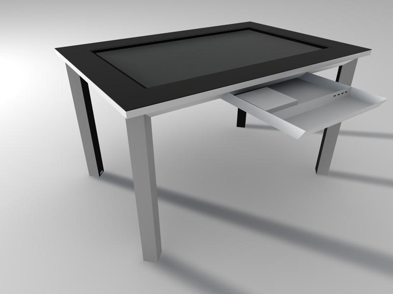 Na if il tavolo si fa touch screen kebelloprova - Tavolo touch screen ...